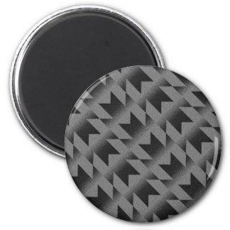 Diagonal M pattern Magnet