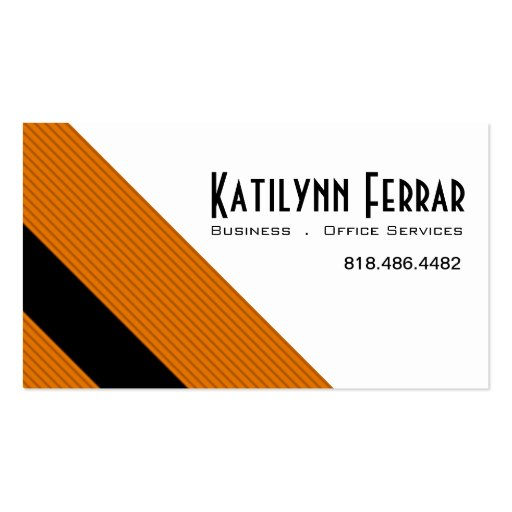 Diagonal Pinstripes Business Office Services Business Card Templates