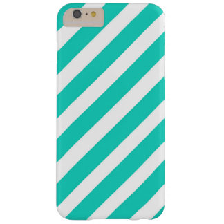 Diagonal striped iphone6 barely there iPhone 6 plus case