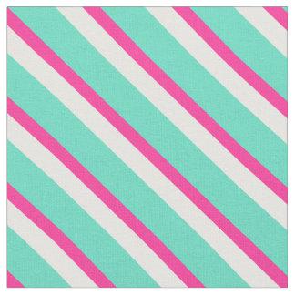 Diagonal stripes fabric