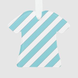 diagonal stripes light blue