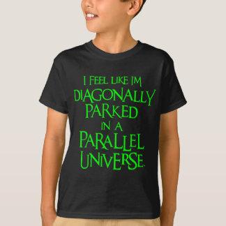 Diagonally Parked, neongreen T-Shirt