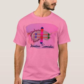 """Dialysis Nurse """"Filtration Specialist"""" Unique T-Shirt"""