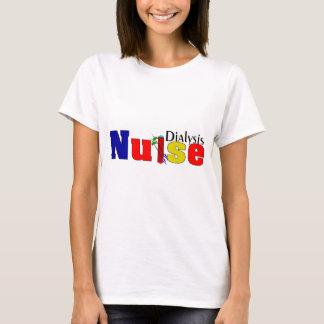 Dialysis Nurse T-Shirt Dialzer Design