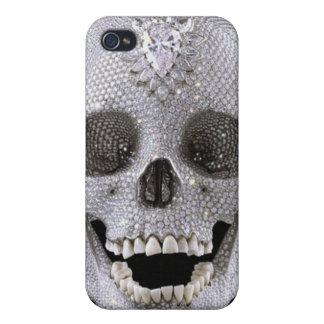 diamon skull iPhone 4/4S case