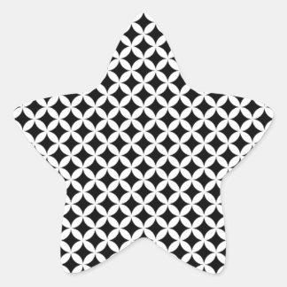 Diamond #2 star sticker