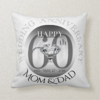 60th Wedding Anniversary Gifts On Zazzle Au