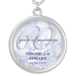 Diamond Anniversary Necklace