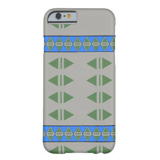 Diamond Arrow Pattern Barely There iPhone 6 Case