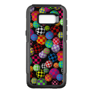 Diamond Balls OtterBox Commuter Samsung Galaxy S8+ Case