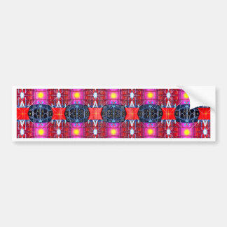 Diamond Belt Bumper Sticker