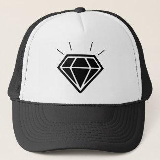 Diamond Bling Trucker Hat