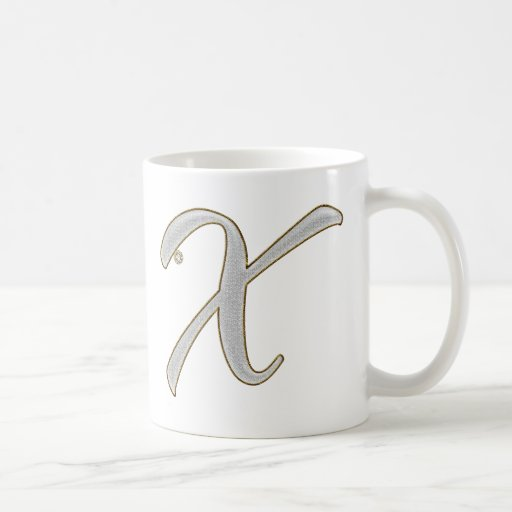Diamond Blings X Basic White Mug