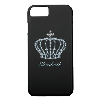 Diamond Crown iPhone 8/7 Case