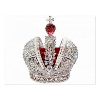 Diamond Crown Postcard