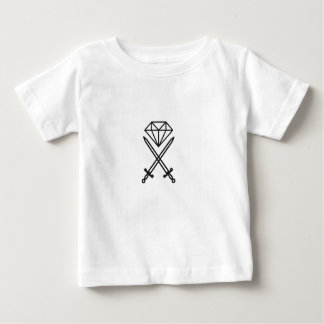 Diamond cut baby T-Shirt