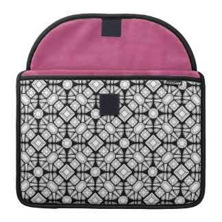 Diamond Cutter Sleeve For MacBook Pro
