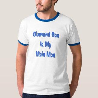 Diamond DanIs MyMain Man T-Shirt