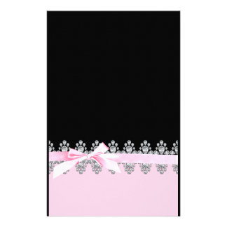 Diamond Delilah Personalised Stationery
