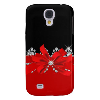 Diamond Delilah - Red Hot! Galaxy S4 Cases