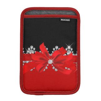 Diamond Delilah - Red Hot! iPad Mini Sleeve