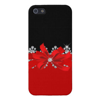 Diamond Delilah - Red Hot! iPhone 5 Covers