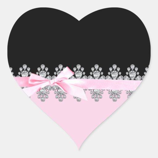 Diamond Delilah Sticker
