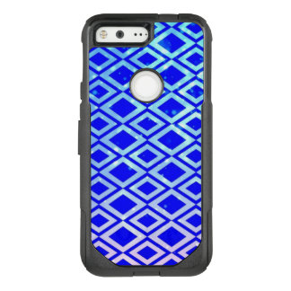 Diamond Design (Blue) Google Pixel Otterbox Case