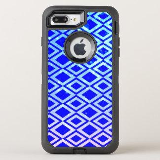 Diamond Design (Blue) iPhone 7 Plus Otterbox Case