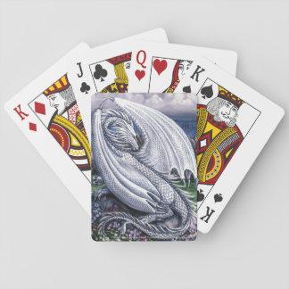 Diamond Dragon April Birthstone Playing Cards