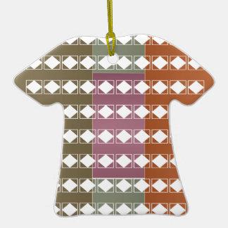 Diamond Energy Clean Aura n Radiant Background Ceramic T-Shirt Decoration