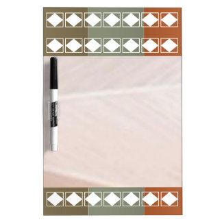 Diamond Energy Clean Aura n Radiant Background Dry-Erase Board