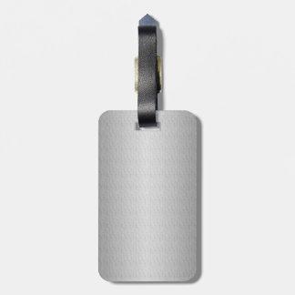 Diamond Energy Clean Aura n Radiant Background Travel Bag Tags