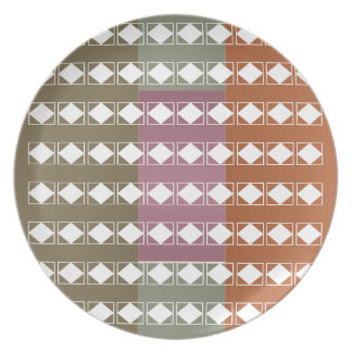 Diamond Energy Clean Aura n Radiant Background Party Plate
