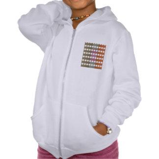 Diamond Energy Clean Aura n Radiant Background Hooded Pullovers
