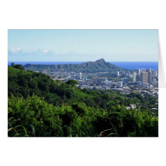 Diamond Head Card