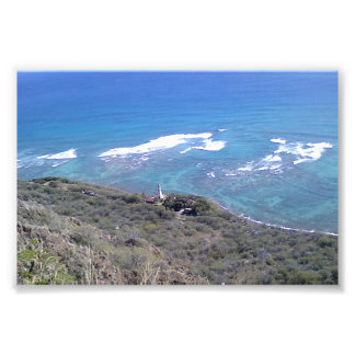 Diamond Head Lighthouse Photo Print
