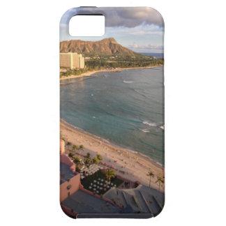 Diamond Head, Waikiki Beach, Hawaii Tough iPhone 5 Case