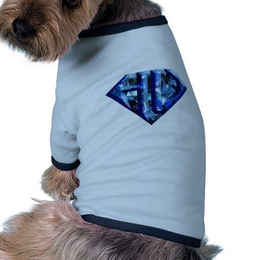 Diamond HU Dog Shirt