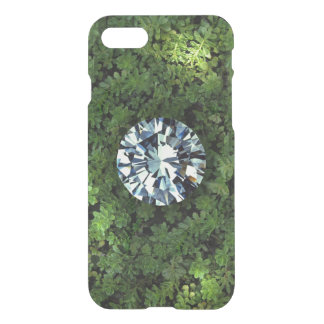 Diamond in the Rough iPhone 7 Clear Case