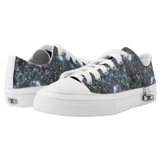 Diamond 💎 inspiration sneakers' printed shoes