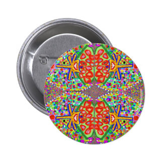 Diamond Jewels : Fine Art Collections 6 Cm Round Badge