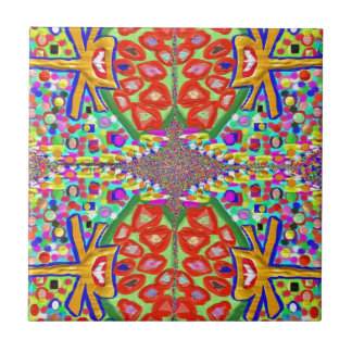 Diamond Jewels : Fine Art Collections Small Square Tile