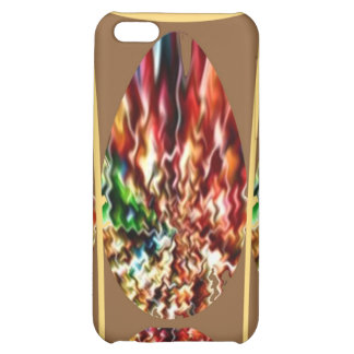 Diamond Jewels n NOVINO Crystal Patterns Cover For iPhone 5C