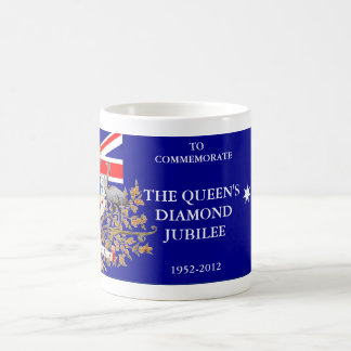 Diamond Jubilee Australia Coffee Mug