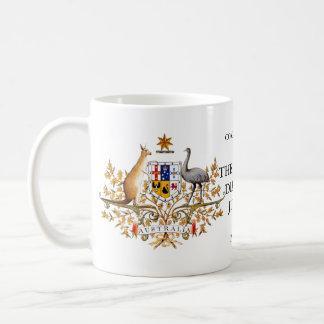Diamond Jubilee Australia Mugs
