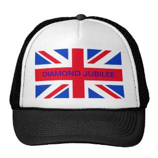 DIAMOND JUBILEE CAP