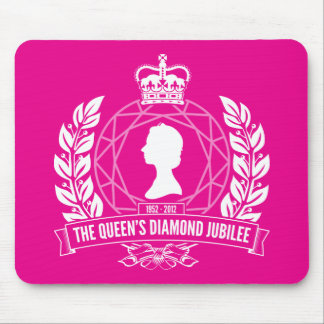 Diamond Jubilee Commemorative Mousemat