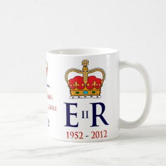Diamond Jubilee Commemorative Mug [Insignia]