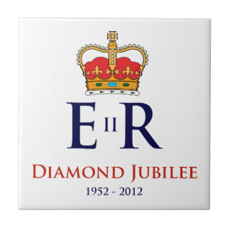 Diamond Jubilee Commemorative Tile [Insignia]
